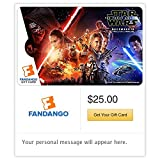 Fandango Stars War Gift Cards - E-mail Delivery