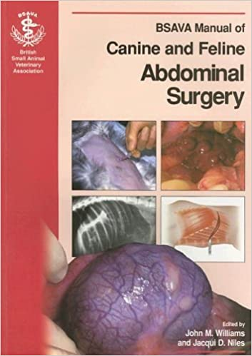 Book BSAVA Manual of Canine and Feline Abdominal Surgery (December 10,2007)