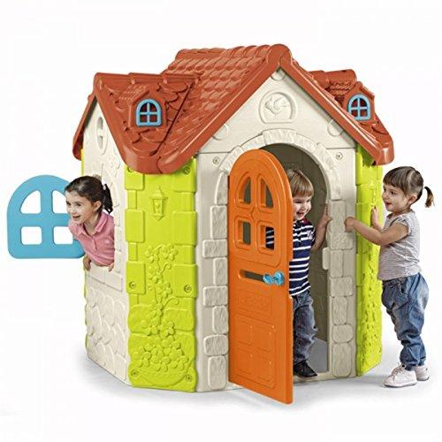 Spielhaus mit Küche - Feber Fancy Haus