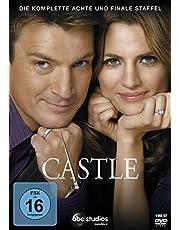 Castle - Die komplette achte und finale Staffel [6 DVDs]
