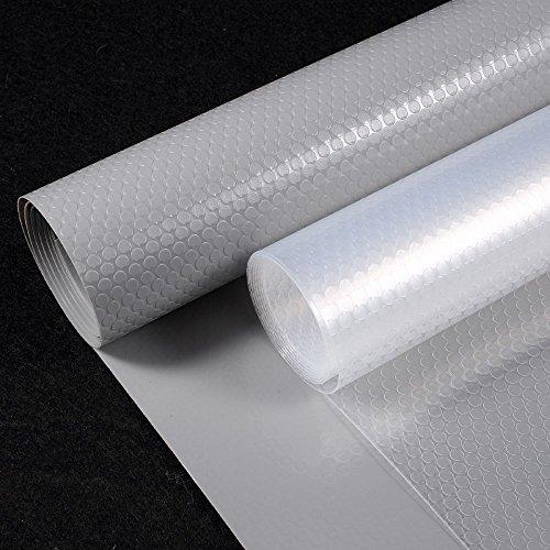 Kitchen Shelf Liner Reviews: Dulcii 3 Rolls DIY Non-Slip Anti-mildew EVA Shelf Liner
