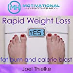 Rapid Weight Loss, Fat Burn and Calorie Blast with Self-Hypnosis, Meditation and Affirmations | Joel Thielke