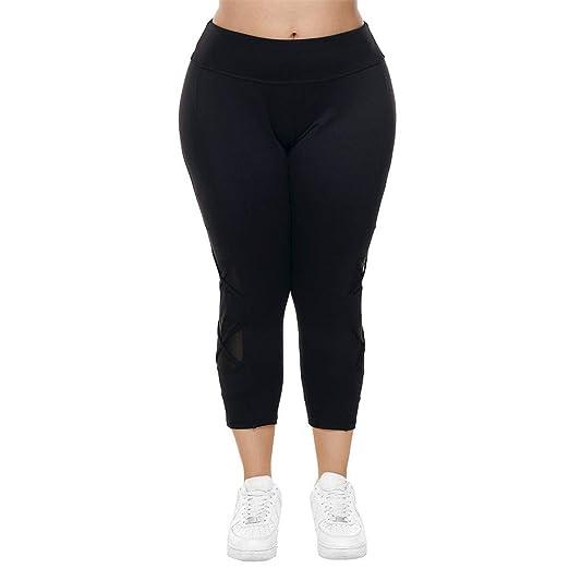 Havanadd Leggings de Yoga para Mujer Pantalón Deportivo para ...
