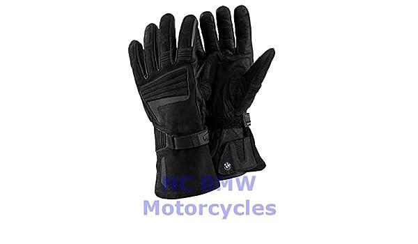 BMW motocicleta Atlantis impermeable de conducción guantes ...