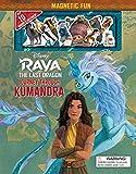 Disney: Raya and the Last Dragon: Journey Through