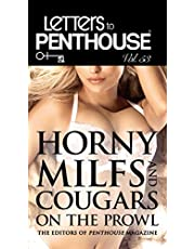 LETTERS TO PENTHOUSE LIII: Horny MILFs and Cougars on the Prowl (Penthouse Adventures Book 53)