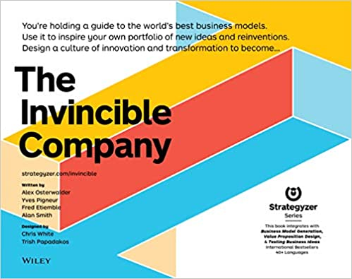 Amazon.com: The Invincible Company: How to Constantly Reinvent ...