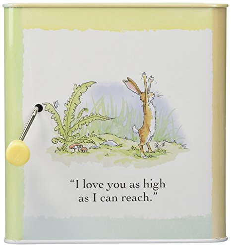 """51dtq7OZleL - Guess How Much I Love You Nutbrown Hare Jack-in-the-Box, 5.5"""""""