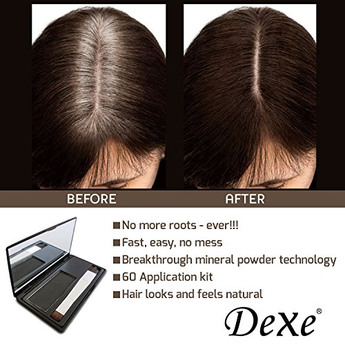 Dexe Root Touch Up - Cover Up Your Roots Between Coloring ...