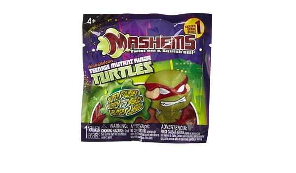 Mashems - Figura para lanzar, diseño de Tortugas Ninja ...