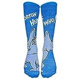 Horton Hears A Who Halloween Decoration Cool Skull Patter Knee High Socks Casual Sports Socks Knee High Socks Stockings