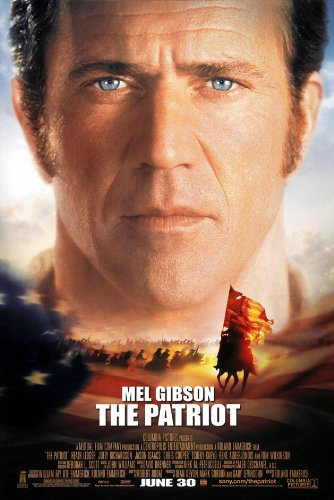 Poster of The Patriot 2000 Full Hindi Dual Audio Movie Download BluRay 720p