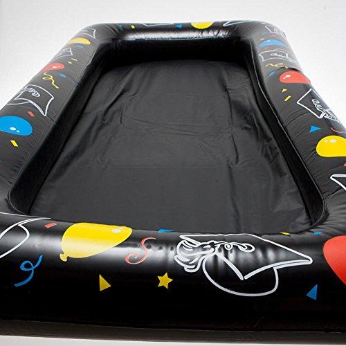 (Fun Express - Graduation Inflatable Buffet for Graduation - Toys - Inflates - Inflatable Coolers - Graduation - 1)
