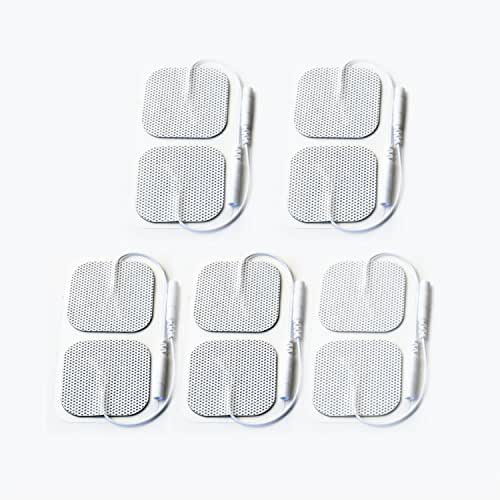 ChoiceMMed Replacement Pads for Electronic Pulse Stimulators (10 Units)