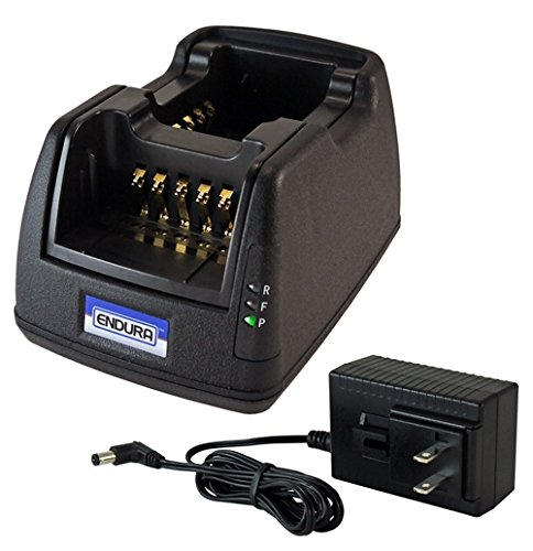 Power Products Dual Unit Rapid Charger for Motorola APX6000 APX7000 APX8000 Radio