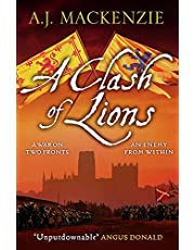 A Clash of Lions (The Hundred Years' War Book 2)