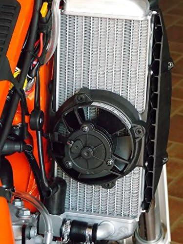 ventilador SPAL original para 4 tiempos ProRace Ventilador axial