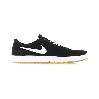 Nike Chaussures Gratuit Sb Nano - Maison En Noir Et Blanc Gris