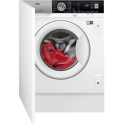 AEG L7WE76EBI lavadora Carga frontal Integrado Blanco A - Lavadora ...