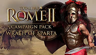 Total War : Rome II - Der Zorn Spartas DLC [PC Code - Steam]