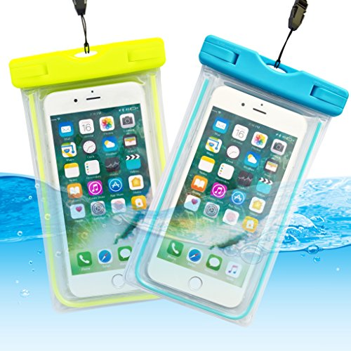 Waterproof Case Universal Dry Bag Pouch for Apple iPhone 7 6 6S Plus SE 5S Samsung Galaxy S7 S6 Note 5 4 HTC LG Sony Nokia Motorola up to 6.0