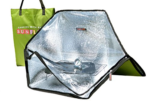 Sunflair Portable Solar Oven Starter Kit by Sunflair
