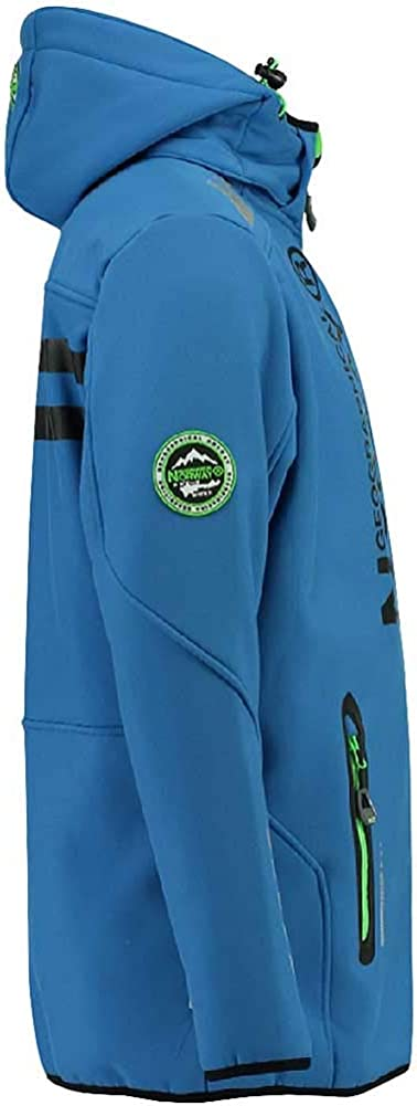 Softshell Geographical Norway Rainman Noir Geographical Norway