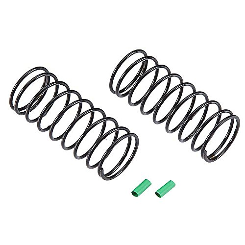 Team Associated 91327 12mm Front Spring, Green 3.15-Pound