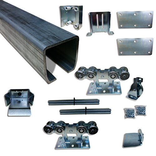 Cantilever Gate - Slide Gate Truck Assembly kit L Cantilever Gate Truck Assemblies Sliding Gate