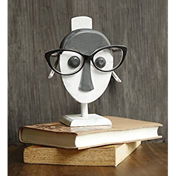 Charming Christmas Gifts Eyeglass Holder Eyeglasses Stand Spectacle Holder Stand  Display Holder Stand Glasses Holder Lady Faced