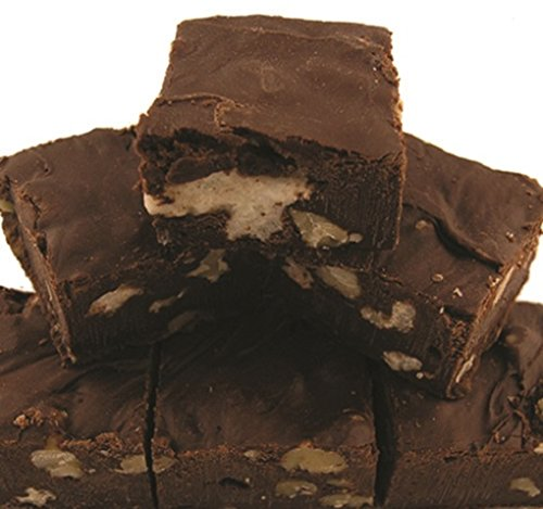 Rocky Road Fudge smooth creamy 6 pound loaf by Country Fresh