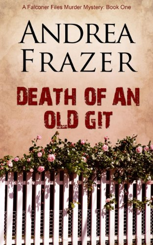 book cover of Death of an Old Git