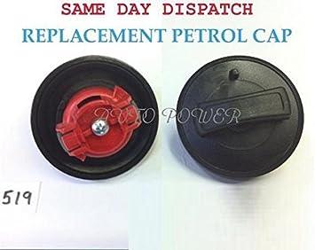 ANTI THEFT LOCKING PETROL DIESEL GASOLINE FUEL FILLER CAP MOT PLC1