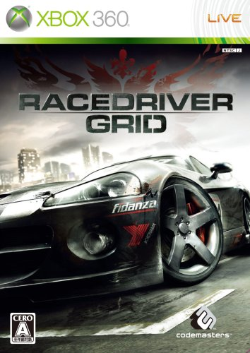 Race driver grid (usually version)(japan import)