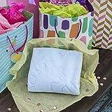 Custom Catch Personalized Baptism Baby Blanket Gift - Boy or Girl Christening