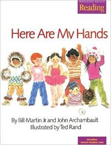 Download Houghton Mifflin Reading: Big Book Grade K Here are My Hands pdf epub