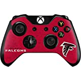 Skinit NFL Atlanta Falcons Xbox One Controller Skin - Atlanta Falcons - Alternate Distressed Design - Ultra Thin, Lightweight Vinyl Decal Protection