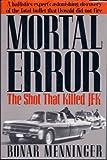 Mortal Error, Bonar Menninger, 0312080743