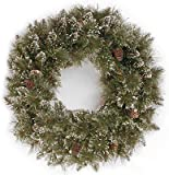 24'' Art Glitter Wreath