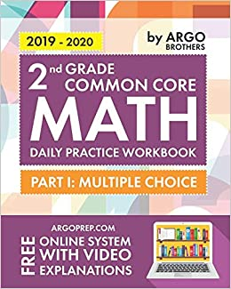 2nd Grade Common Core Math: Daily Practice Workbook - Part I