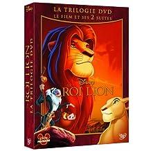 Le Roi Lion + Le Roi Lion 2 + Le Roi Lion 3 - coffret 3 DVD