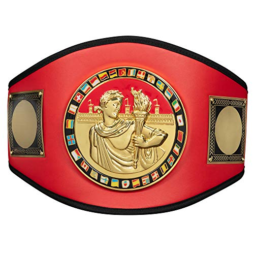 Title Victory Title Belt, Red ()