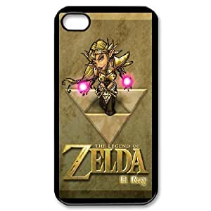 Exquisite stylish phone protection shell iPhone 4,4S Cell phone case for The Legend of Zelda Cartoon pattern personality design