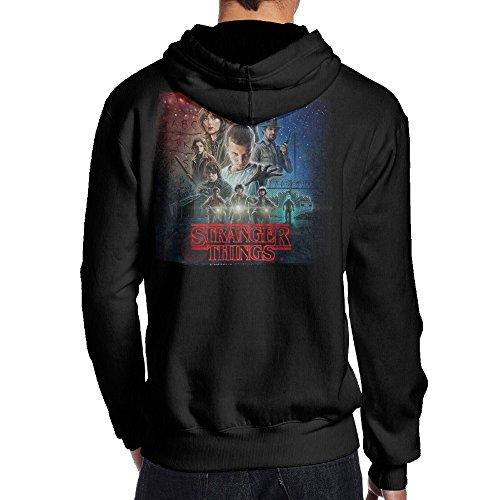 SEVEN 78 Stranger Things Jersey Men's Hooded Sweatshirt XL - Macy's Honolulu