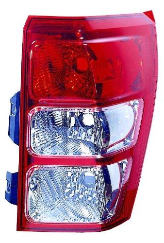 ACK Automotive Suzuki Grand Vitara Tail Light Assembly Replaces Oem: 35650-65J01 Passenger (Grand Vitara Tail)