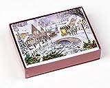 Village Christmas Christmas Cards - Box of 15
