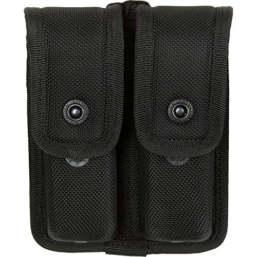 5.11 Tactical Sierra Bravo Double Magazine Pouch, Hardened 1680D Nylon, Style 56245