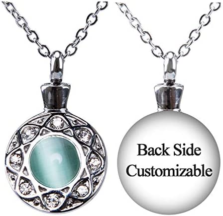 Fanery Sue Personalized Cremation Stainless