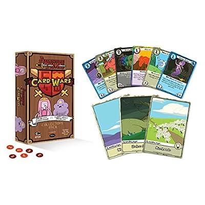 Adventure Time Card Wars Princess Bubblegum vs Lumpy Space Princess: Cryptozoic Entertainment: Toys & Games
