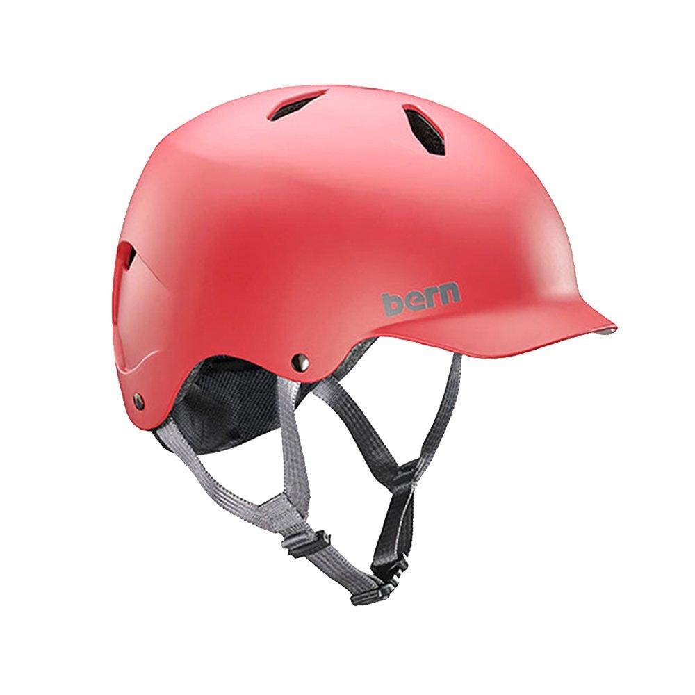 ヘルメット bern bandito(バンディート) 子供用 S-M MT RED   B072J43SHR